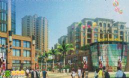 东方新城项目景人视图