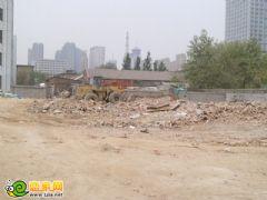 龙鼎国际项目工程实景图(2013.5.3)