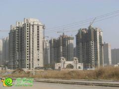御景江山城项目实景图(2013.5.21)