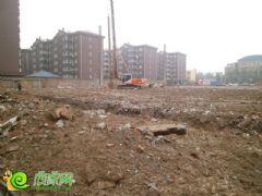 名仕公馆项目工程实景图(2013.5.30)