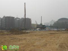 名仕公馆项目工程实景(2013.6.25)