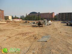 名仕公馆项目工程实景(2013.8.1)