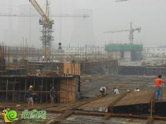枫景华庭工地实景(2013.08.06)