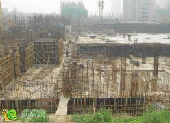 联邦·御景江山项目工程进度图(2013.8.7)