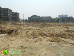 名仕公馆项目工程实景(2013.8.22)