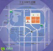 旺峰嘉苑项目区位图