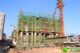 盛锦花园5#楼出地面5层(2013.12.01)