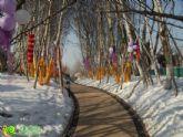 紫岸园林实景图(2014.2.11)
