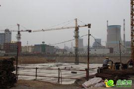 盛瑞华庭工地实景(2014.03.30)