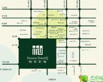 0420赵都新城 区位图