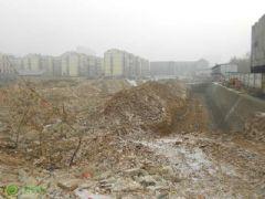 站南旺角工程进度图(2013.12.19)