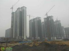 锦绣江南工地实景(2013.12.19)