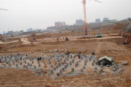 锦绣江南工程进度(2012.03.09)