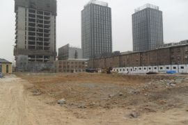 金御华府工程进度(2012.4.2)