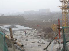 赵都新城 S3地块工程进度(2012.4.19)