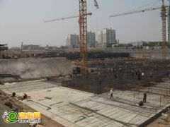 锦绣江南工程进度(2012.5.6)