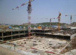 汉成华都工程进度(2012.8.24)