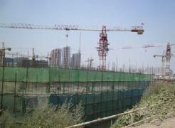 汉成华都工程进度,已出地面(2012.8.24)