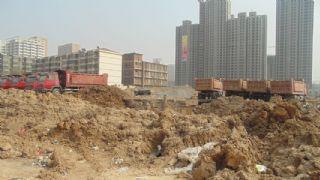 财智天地工程进度(2013.04.01)