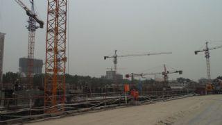 龙湖公馆工程进度(2013.5.27)