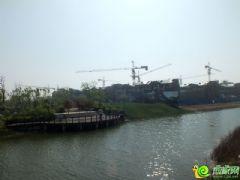紫岸工程进度图(2014.04.07)