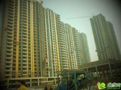汉成华都工程进度(2014.04.09)