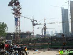 汉成华都4#楼进度(2014.04.14)