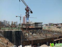 汉成华都3#楼进度(2014.04.14)