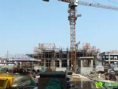 汉成华都2#楼进度(2014.04.14)