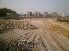 站南旺角工程进度(2012.11.8)