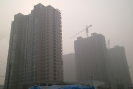 圣水湖畔工程进度(2013.02.21)
