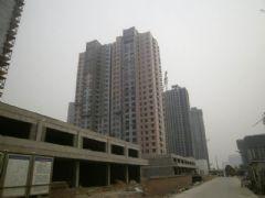 圣水湖畔工程进度(2013.03.20)