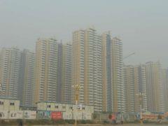 汉成华都工程进度(2013.10.29)