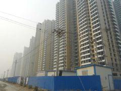 汉成华都工程进度(2013.10.29