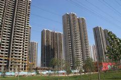 圣水湖畔实景图(2013.11.10)