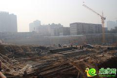國際金融中心工地實景(2013.12.5)