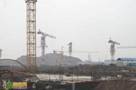 汉成华都工程进度(2012.06.23)