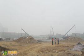 龙湖公馆工程进度(2012.6.25)