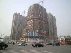 卓昱大厦工程进度(2013.03.21)