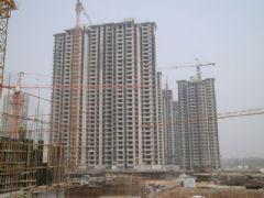 锦绣江南工地实景(2013.03.23)