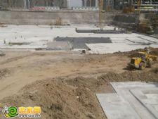 枫景华庭工地实景(2013.04.13)