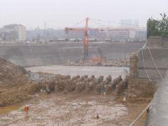 宝盛花语城工地实景(2013.04.22)