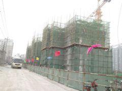 锦绣江南1#楼出地面5层(2013.04.22)