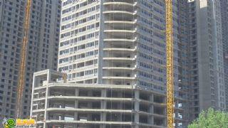 卓昱大厦工程进度(2013.05.10)