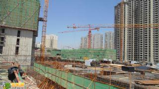 锦绣江南工地实景(2013.05.10)
