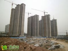 锦绣江南工地实景(2013.05.17)