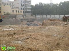 中和商厦工地实景(2013.05.25)