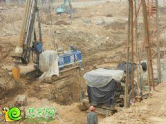 邯鄲金融大廈工地實景(2013.06.06)