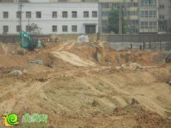 盛锦花园工地实景(2013.06.14)