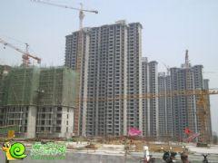 锦绣江南工地实景(2013.06.26)